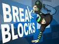 The First Break Blocks Logo
