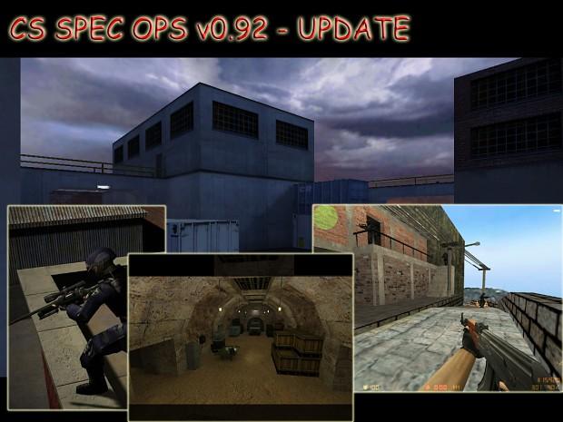 CS Spec Ops v0.92 Patch