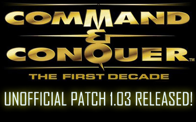 The First Decade Patch 1.03