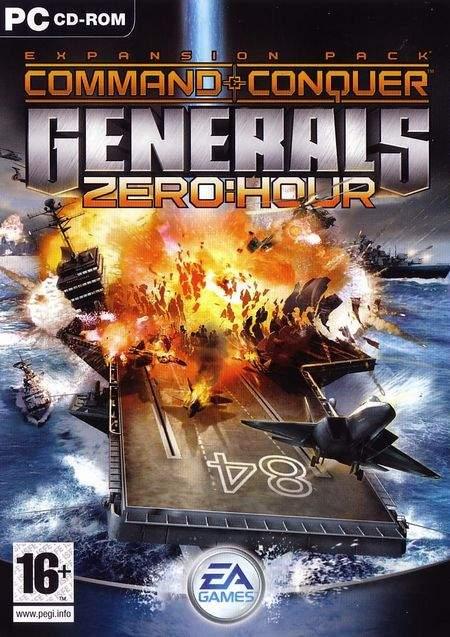 C&C Generals Complete Soundtrack