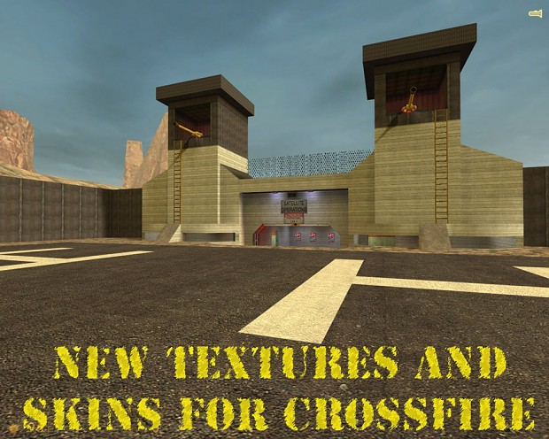 New skins for CROSSFIRE