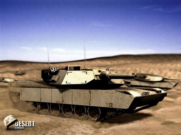 Desert Combat 0.7 to Final Update