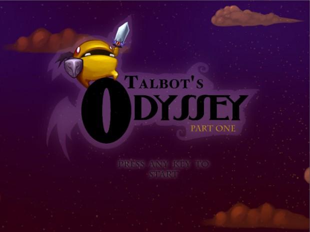 Talbot's Odyssey: Part I Beta