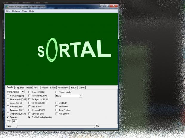 Sortal 3D Model