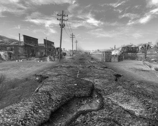 4Aces FNV Landscape ReTex HD Trailer
