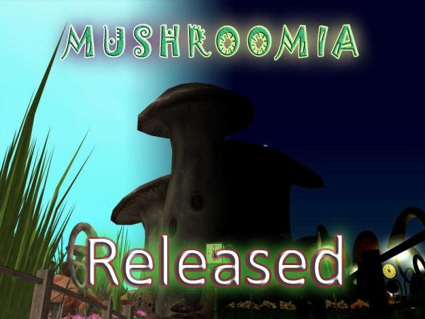 Mushroomia (a modification GTA SA)