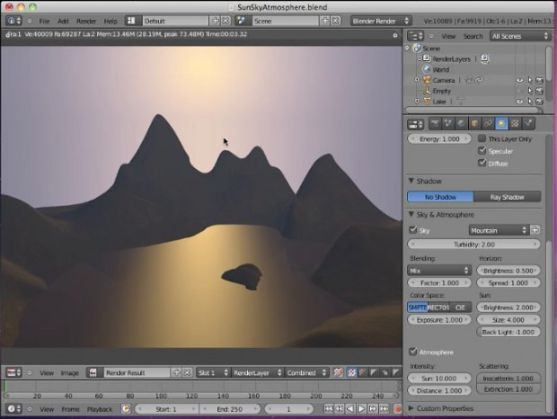 Blender 2.5.x Video Tutorials #7 by Neal Hirsig