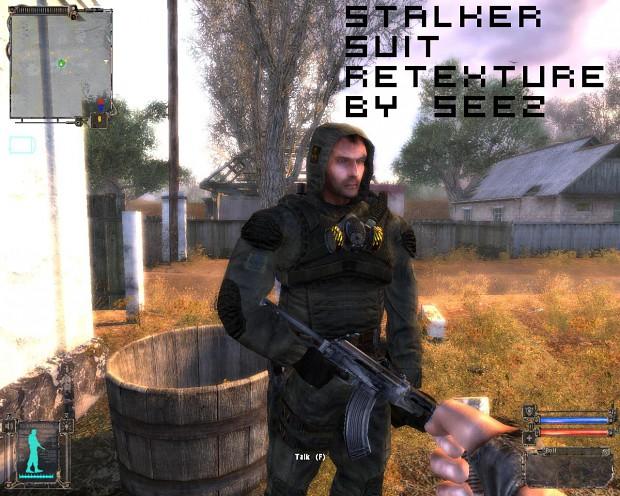 STALKER Suit Retexture