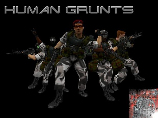Romka's Human Grunts LD Style