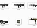 Episodes From Liberty City HD Real Weapon Icons