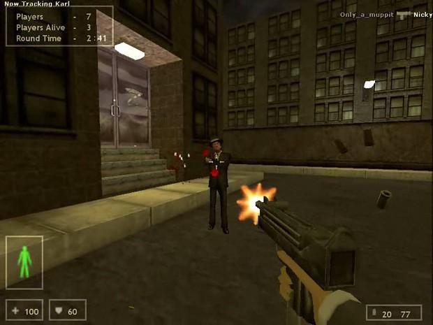 Gangsta Wars beta 2.7 Steam Release