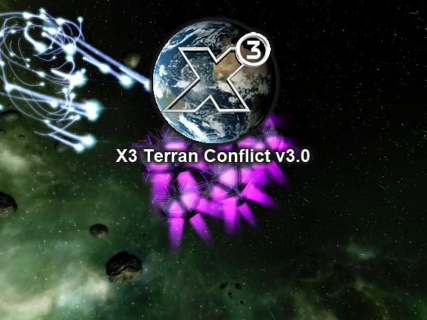 X³: Terran Conflict 1.0.1 -> 3.0