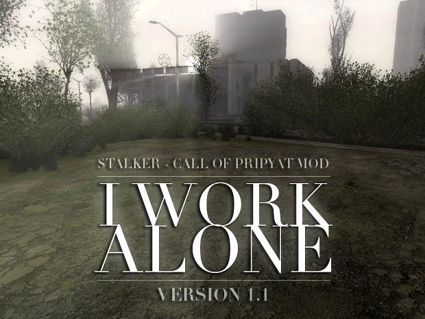 """I Work Alone"" ver.1.1"