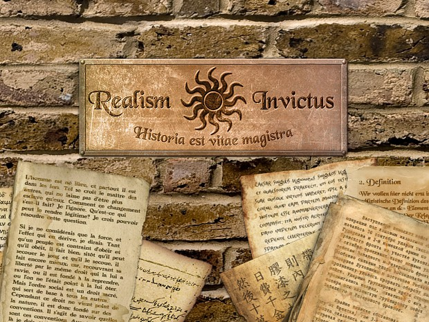 Realism Invictus 3.0 Full Installer