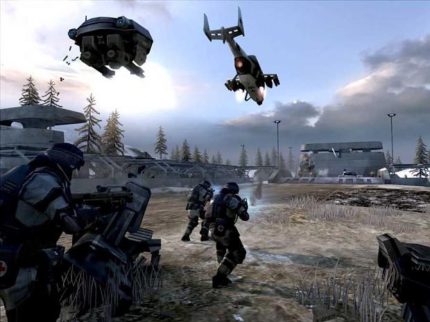 Battlefield 2142 v1.51 Patch (Final)
