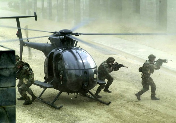 Call Of Duty MH-6