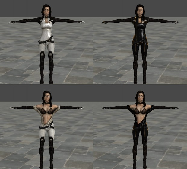 Mass Effect 2: Miranda Pack