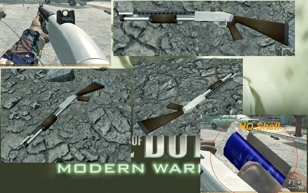 PowerPackage's Silver Shotgun