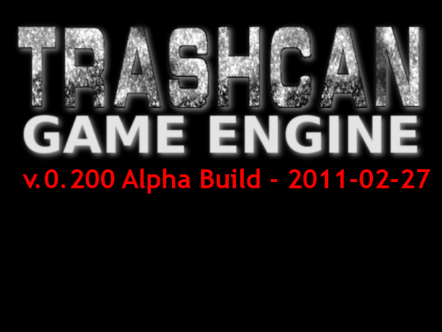 TGE - v.0.200 Alpha Build -2011-02-27