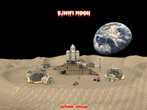 BJWiFi Moon