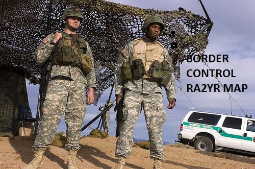 Border Control-YR Map