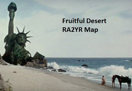 Fruitful Desert Map