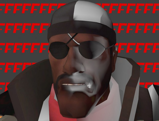 Demoman Blind-eye!