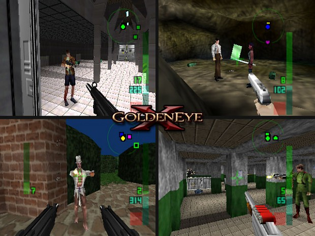 GoldenEye: X - Patch 3a
