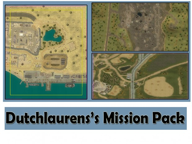 DutchLaurens's Mission Pack
