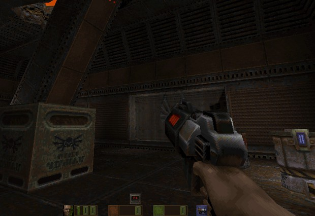 "Quake 2 Beta: ""Q2Test"""