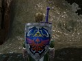 Darker Hylian Shield