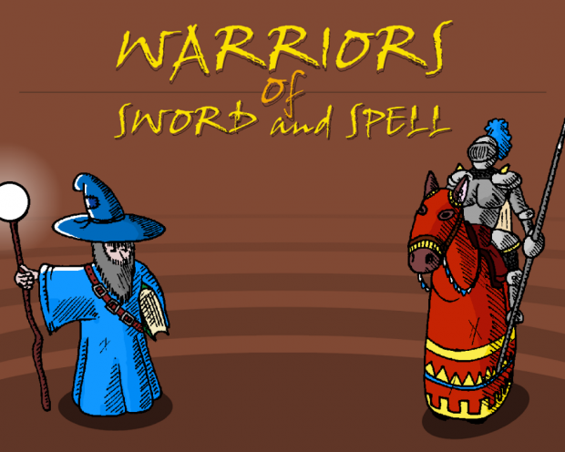 Warriors of Sword and Spell v1.16b - ENG