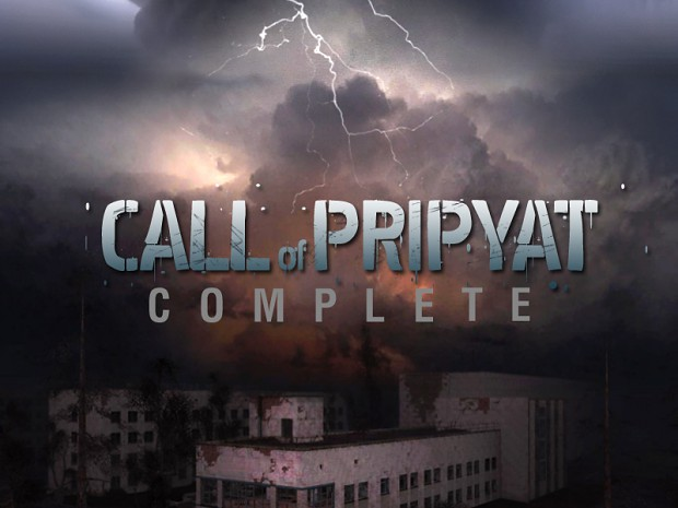 Call of Pripyat Complete 1.0.2