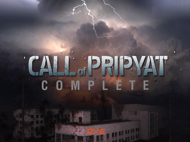 Call of Pripyat Complete 1.0.2 .exe [recommended]