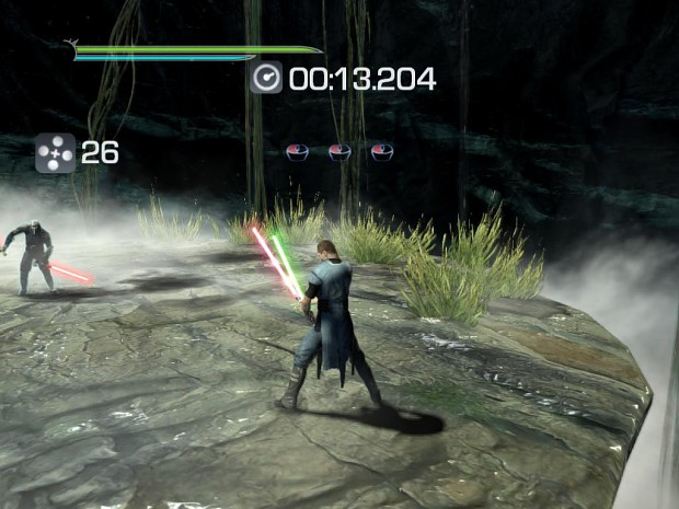 Star Wars The Force Unleashed II - Kota Stance Mod