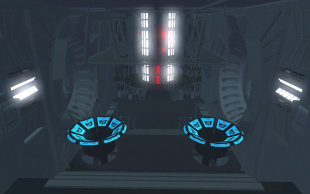 Death Star II: Emperor's Throne Room