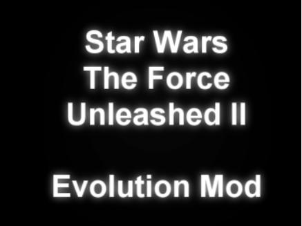 SWTFU II - Evolution Mod Part I Beta