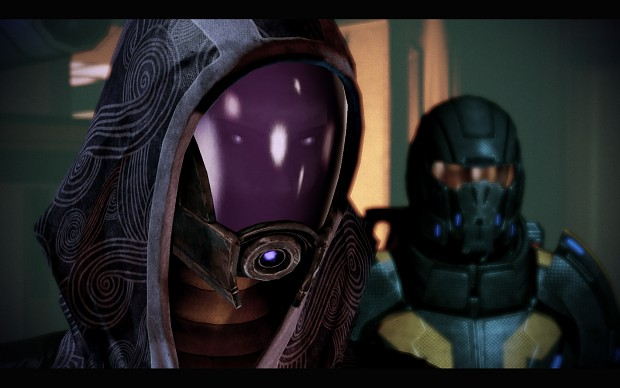 Tali'Zorah High Resolution Texture Mod