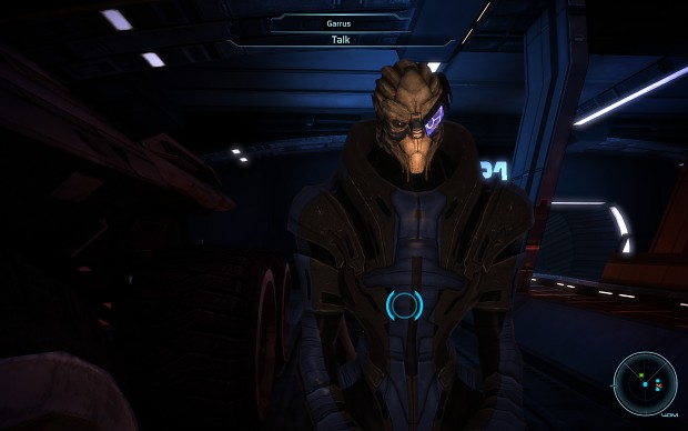 Garrus Face Fix (Mass Effect 1)