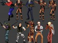 Half-Life Deathmatch: Source Playermodels