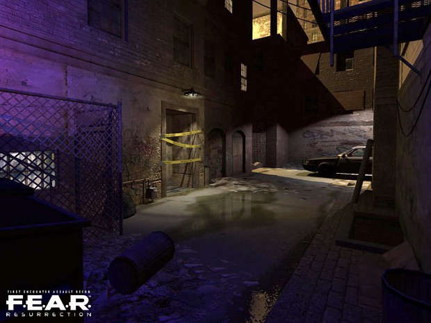 F.E.A.R. Resurrection, Interval 01&02