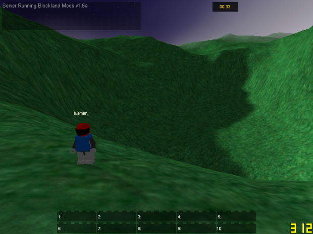 Blockland v1.6 (This is NOT a later version)