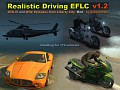 Realistic Driving and Flying EFLC 1.2