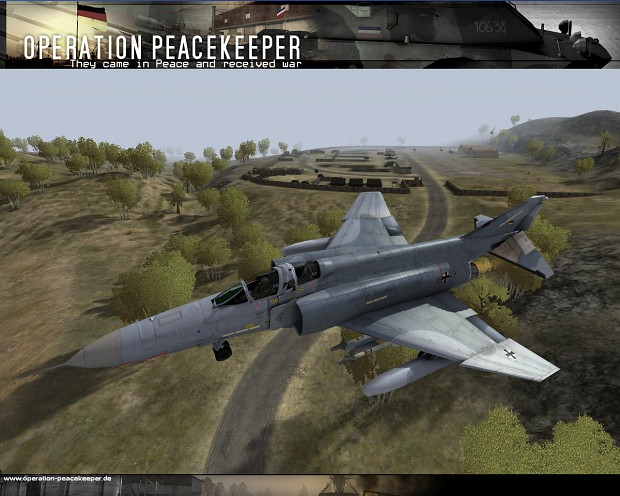 Operation Peacekeeper 2 v0.30 CORE MOD