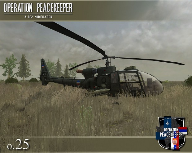 Operation Peacekeeper 2 v.32 Patch