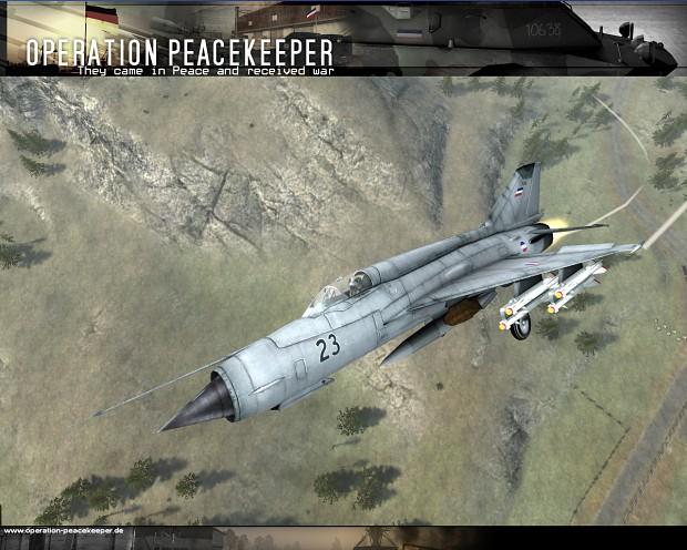 Operation Peacekeeper 2 v.30 CORE LEVELS
