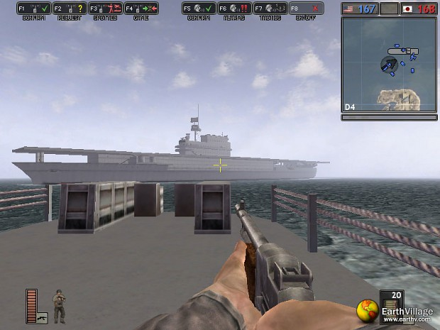 Battlefield 1942 v1.6 Patch
