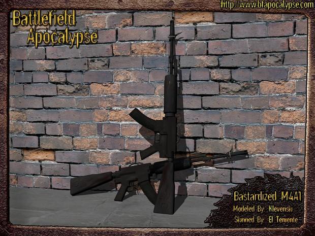 Battlefield: Apocalypse v1.0 Client