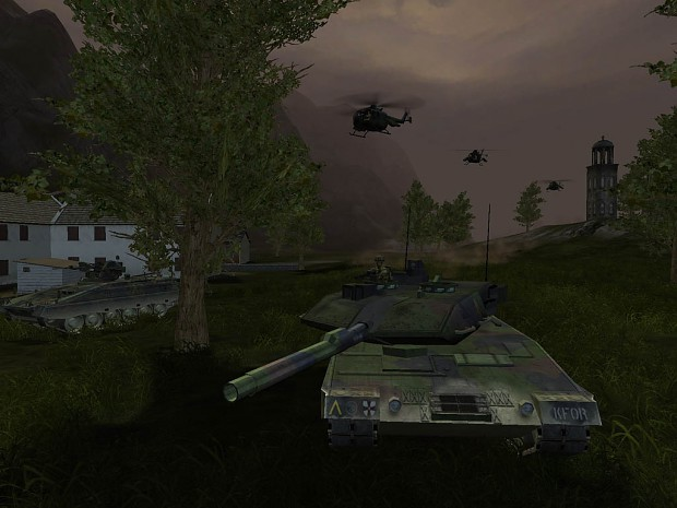 Operation Peacekeeper v.16 Full Client
