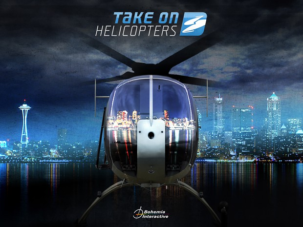 Take On Helicopters -  announcement wallpapers